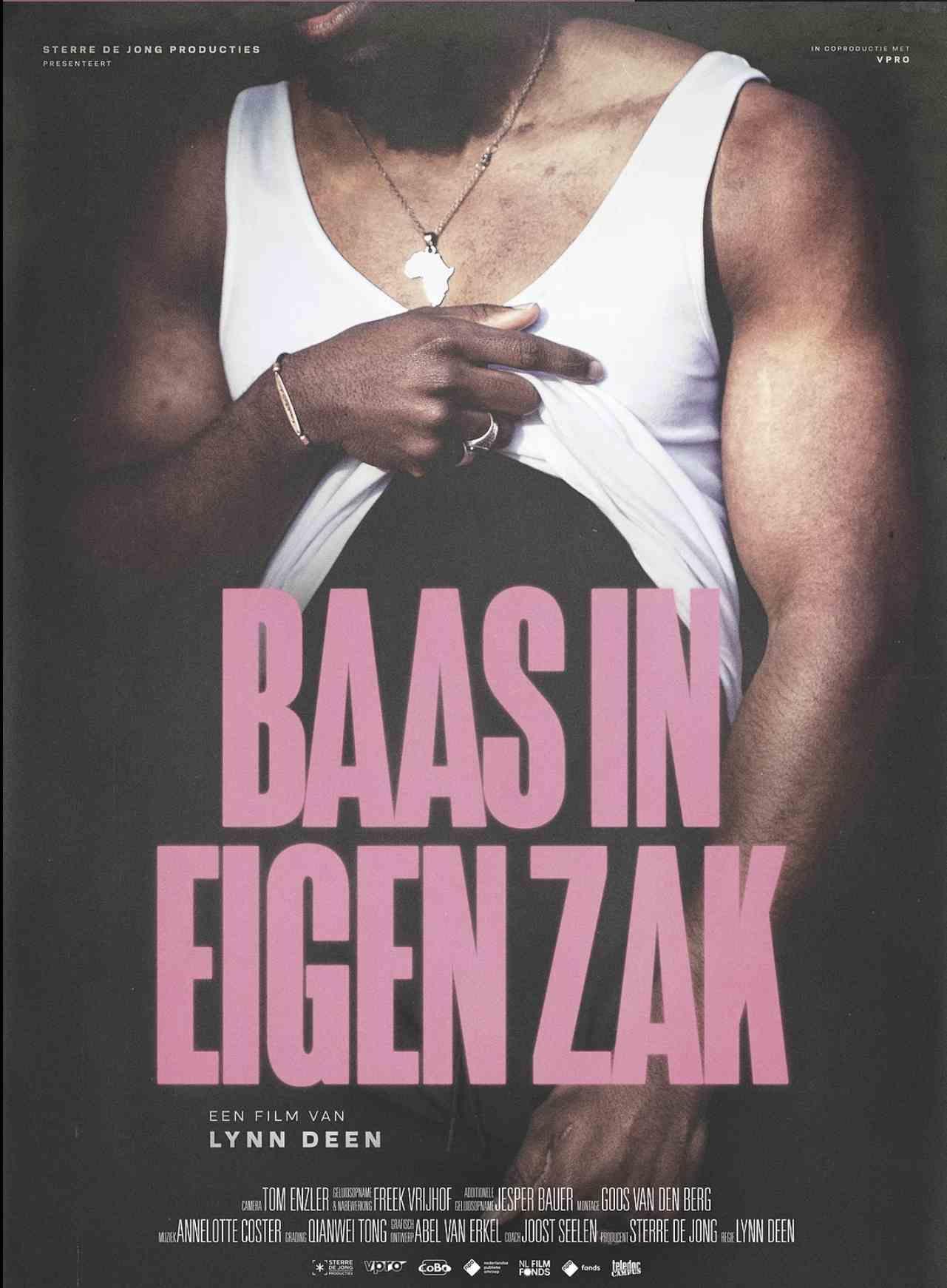 Baas in eigen zak film poster